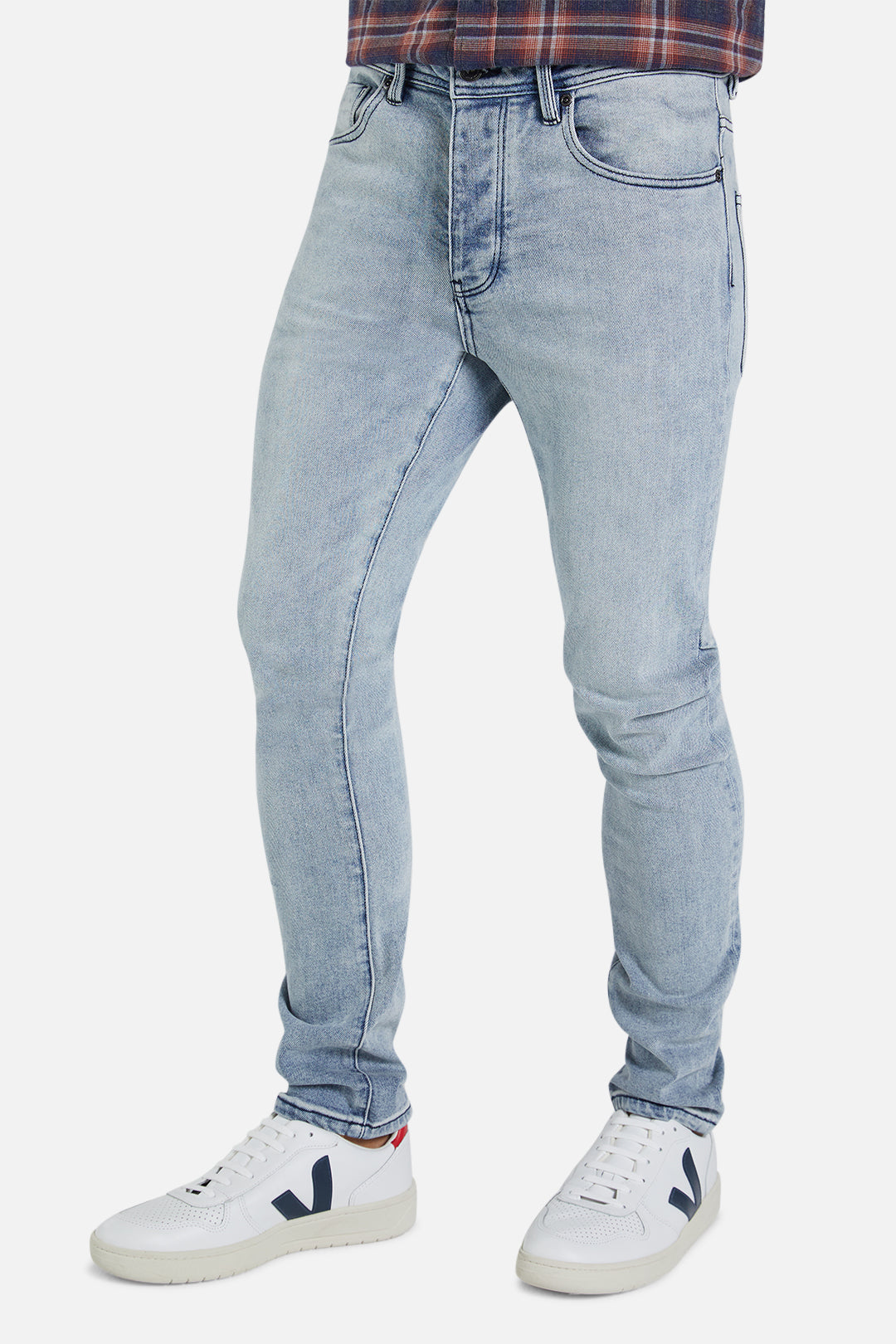 The Bedford Slim Jean - Siberian