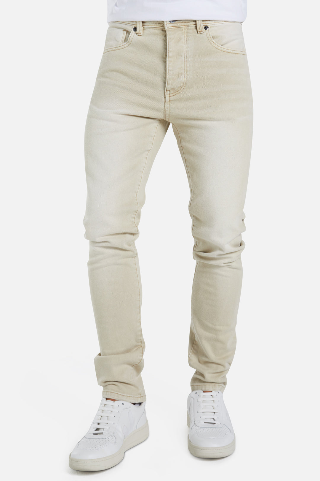 The Bedford Slim Jean - Sand 20