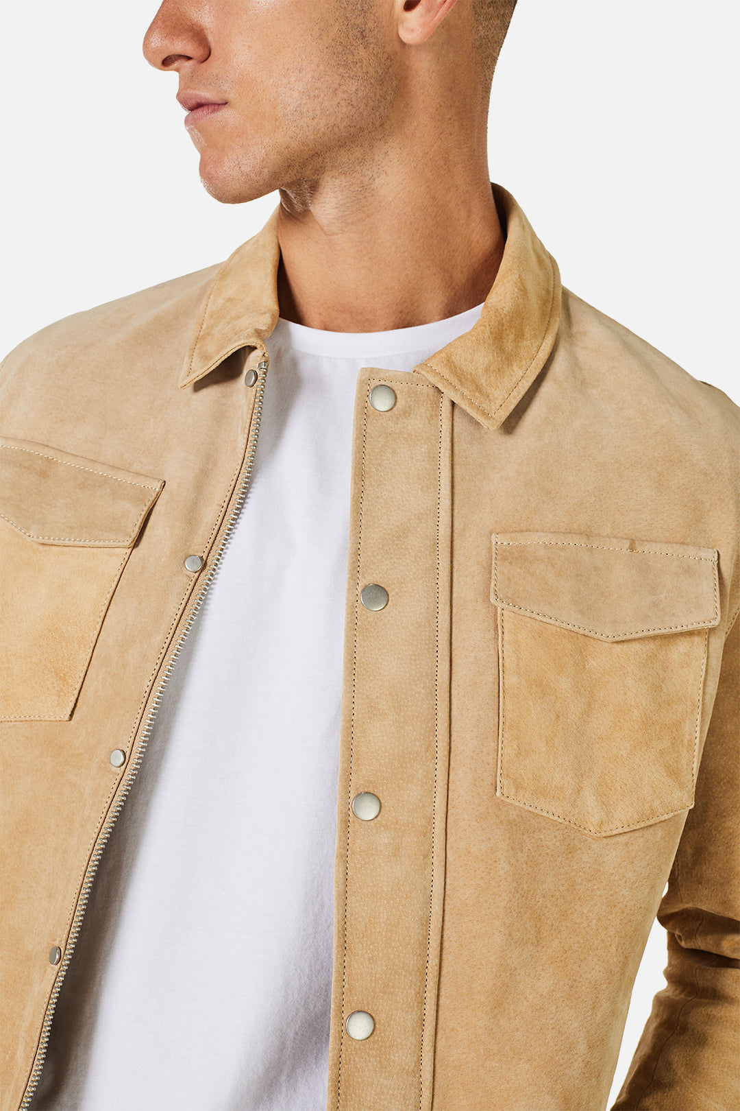 The Coleman Jacket - Chamois