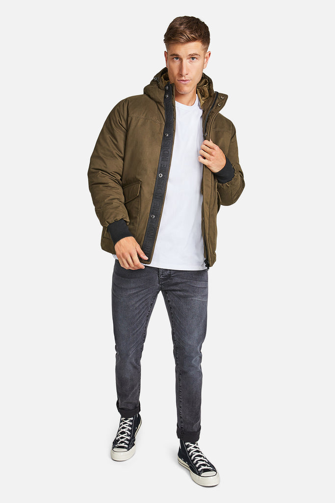 The Douglas Jacket - Military