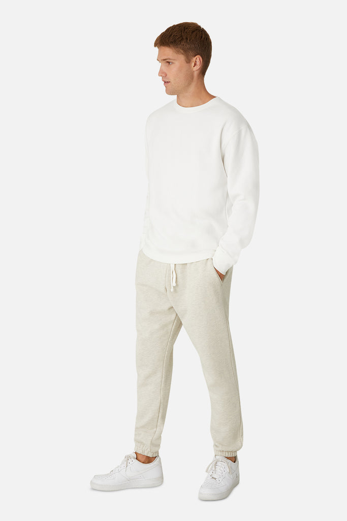 The Basic Sweater - Off White