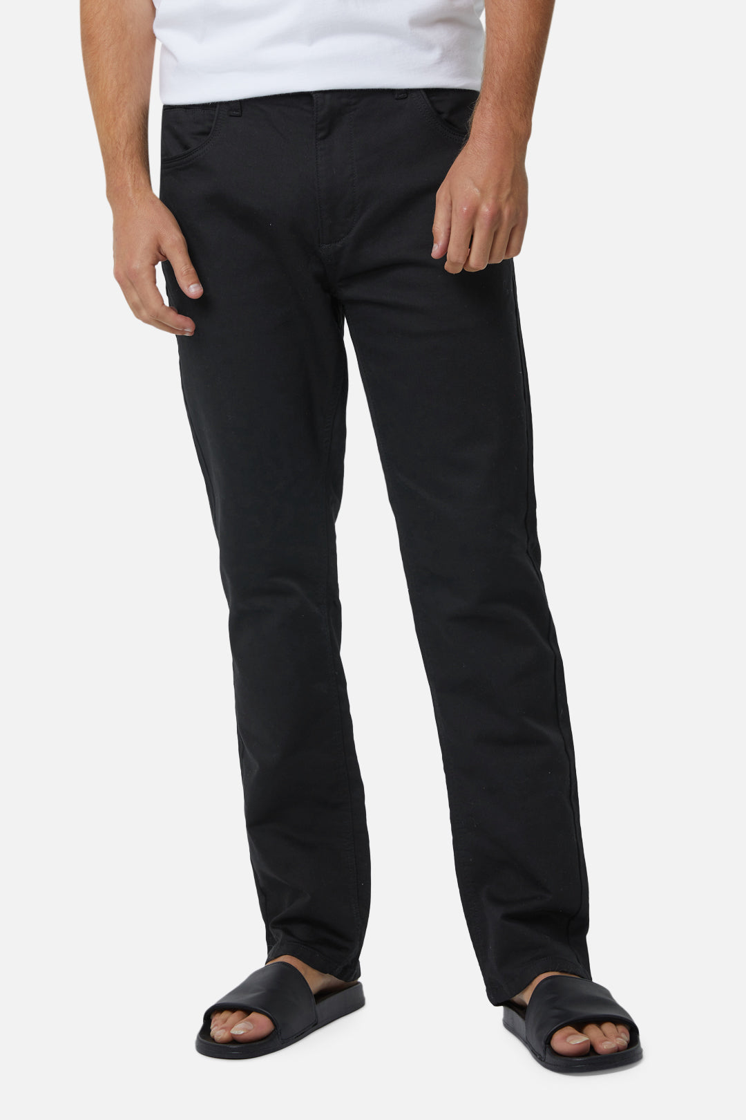 The Regular Cruiser Pant - Black