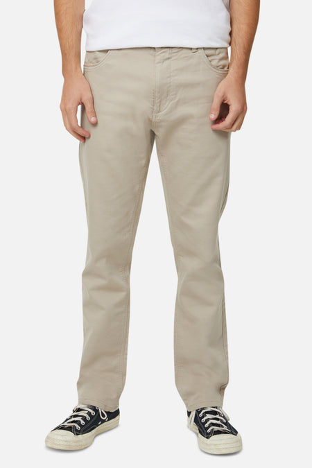 The Regular Cruiser Pant - Stone