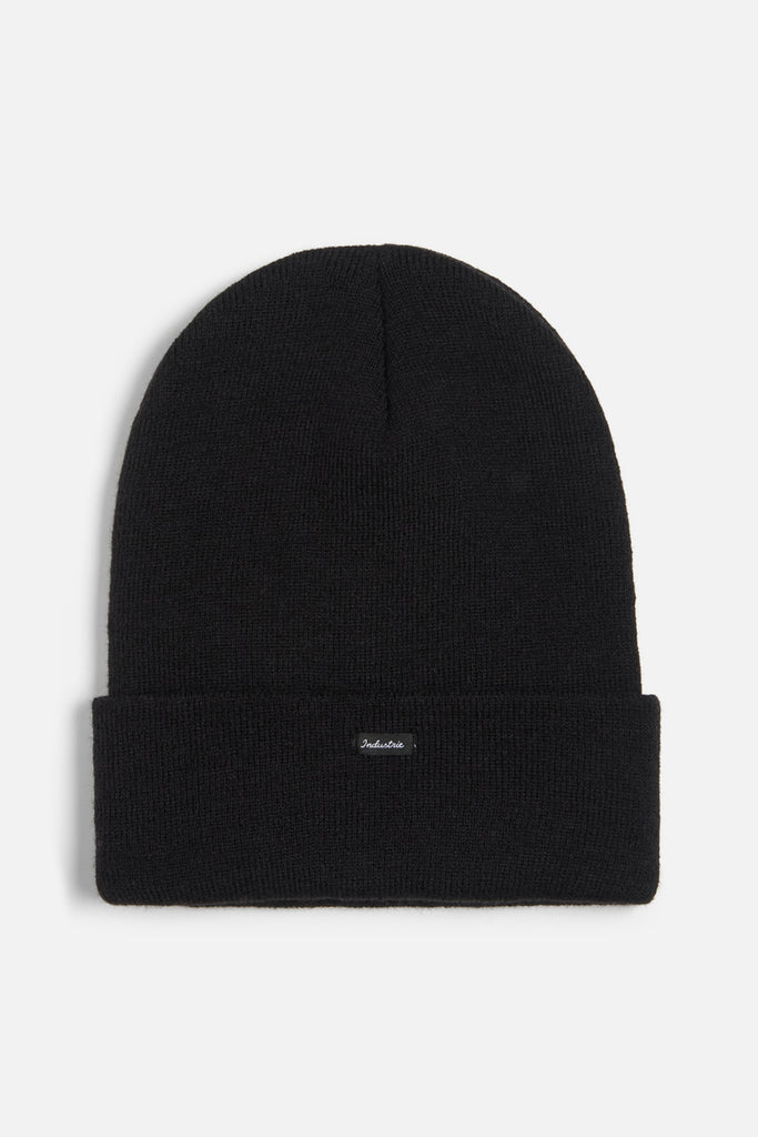 The Portland Beanie - Black