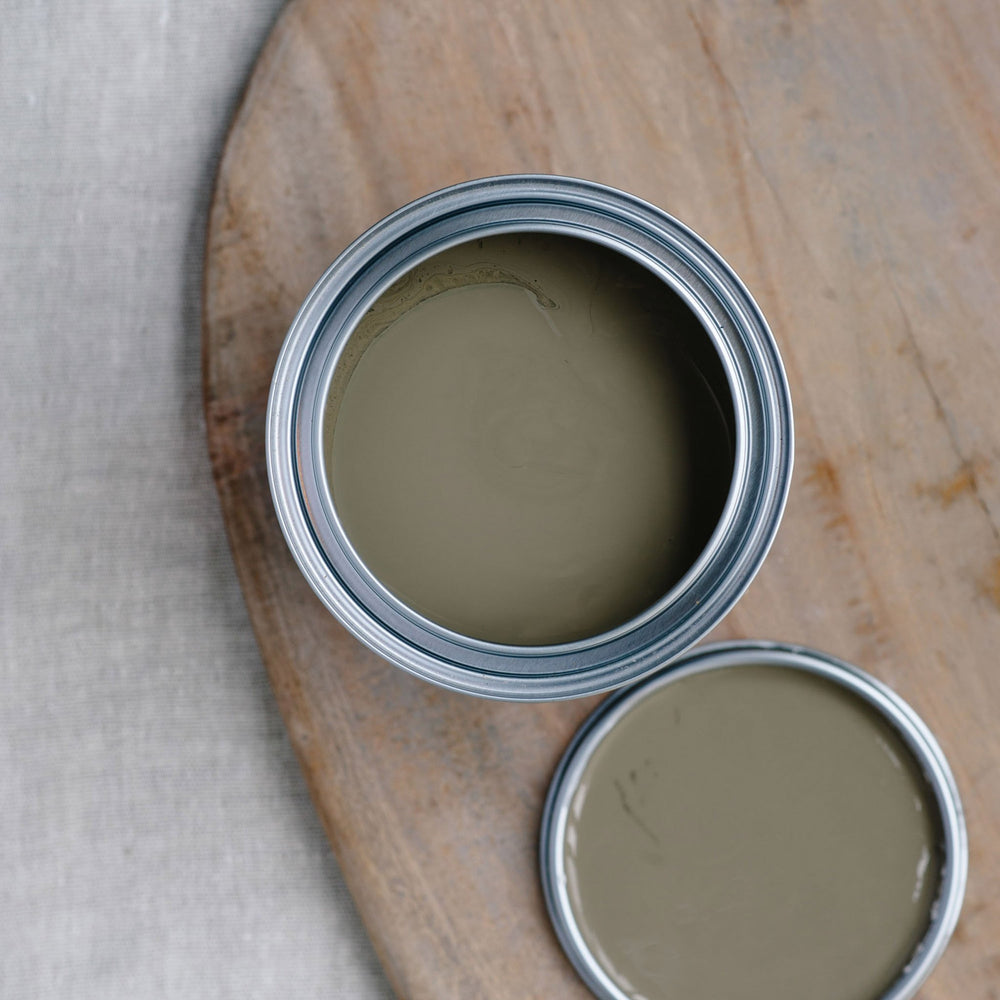 11. Mud chalk paint
