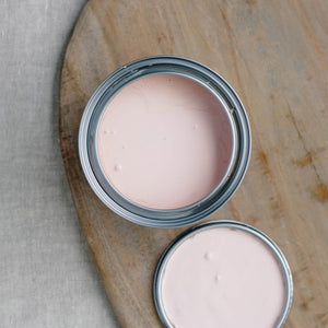 17. Rose Petal chalk paint