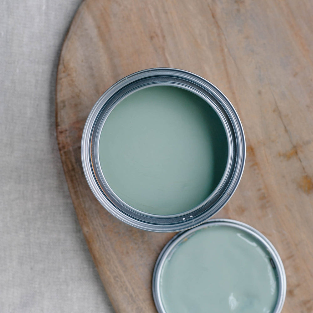 24. Duck Egg chalk paint
