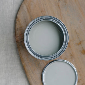 27. Gustavian Grey chalk paint