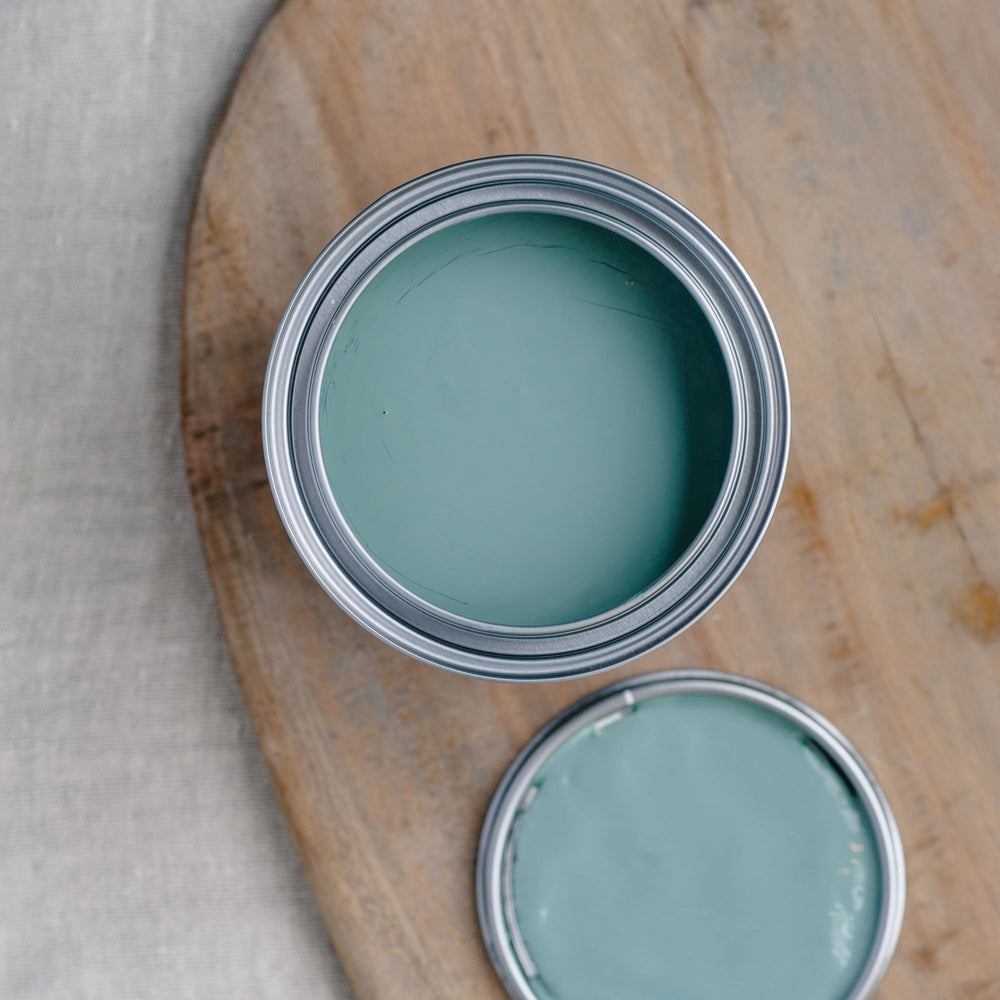 30. Blue Shutters chalk paint