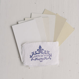 Chalk Paint Sample Cards