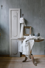 12. Burberry Coat chalk paint