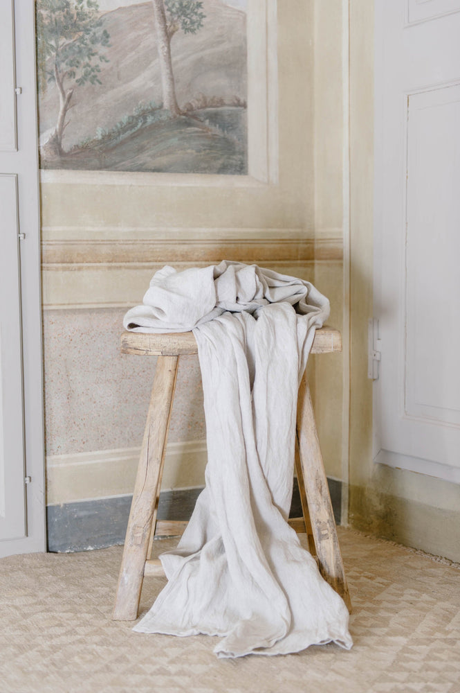 "Handmade linen table runner ""Lucca 13"""