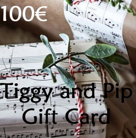 Gift Card 100€.