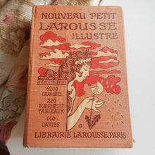 Load image into Gallery viewer, French 1933 Edition of the 'Nouveau Petit Larousse Illustré'.