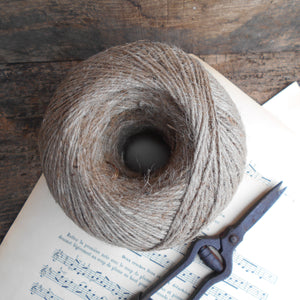Large, 350m/380 Yard, Bobbin of Natural Jute Twine. Rustic Twine for Crafting, Gift Wrapping, Gardening & Home Décor. Ball of Jute Twine.