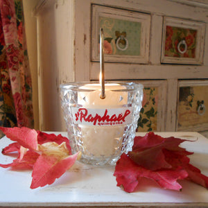 French 1950s St. Raphaël Ice Bucket Candle Lantern