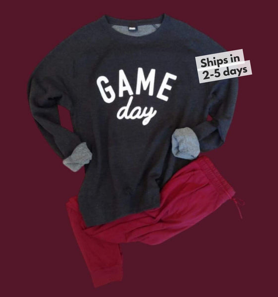 Raglan Game Day Sweatshirt