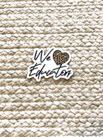 We Heart Educators - cheetah