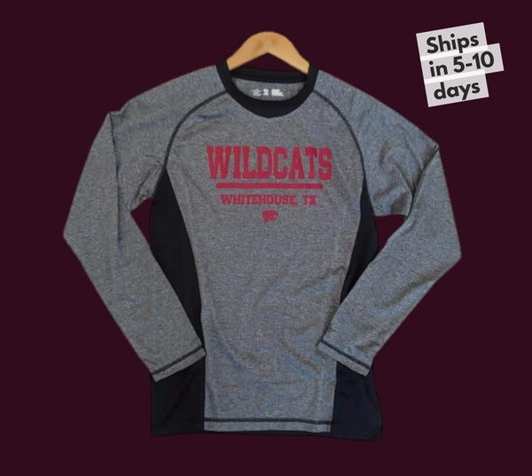 Youth & Adult Performance Long Sleeve Whitehouse Wildcats