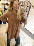 Kate Classic Long Sleeve - Sand