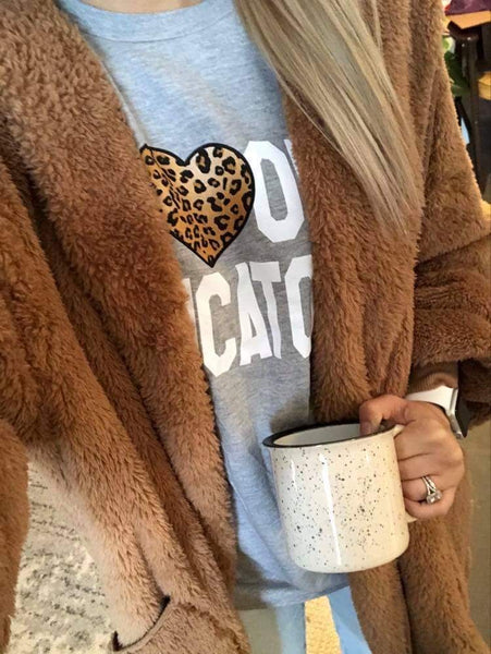 Comfy Cozy Camel Sweater