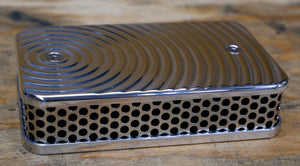 Mini Breadbox Air Cleaner - Offset