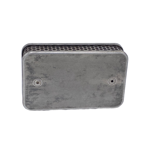 Mini Bread Box Air Cleaner - Patina