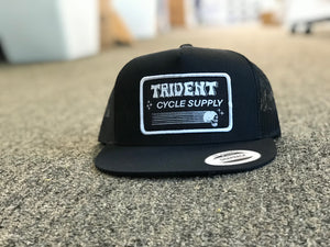 Trident Cycle Supply Hat
