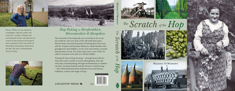 Book Cover - The Scratch of the Hop