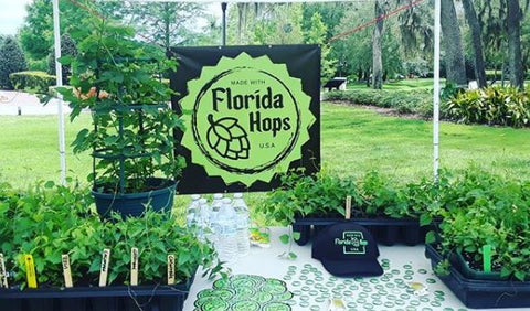 Photo from @FloridaHops Instagram feed.