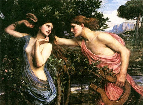 A Love Story ~ Apollo & Daphne