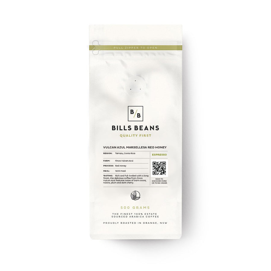 Costa Rica Vulcan Azul Marsellesa - Single Origin