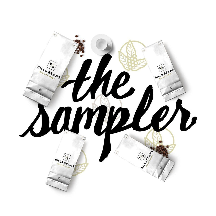 The Sampler Subscription - Orange Local