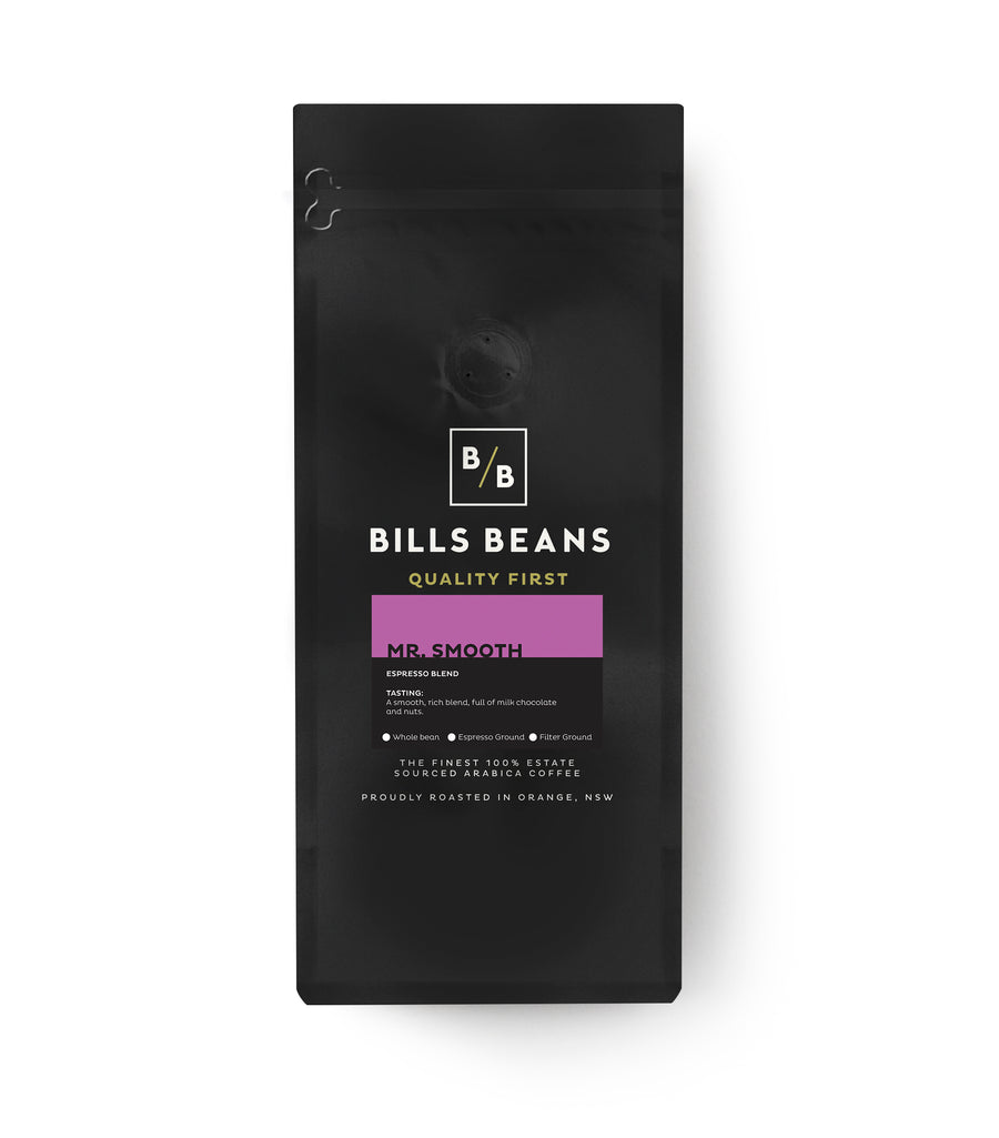 Mr Smooth Blend Subscription - Orange Local