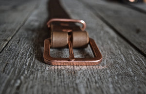 Rustic Copper & Natural Brown Horween *Best Seller*