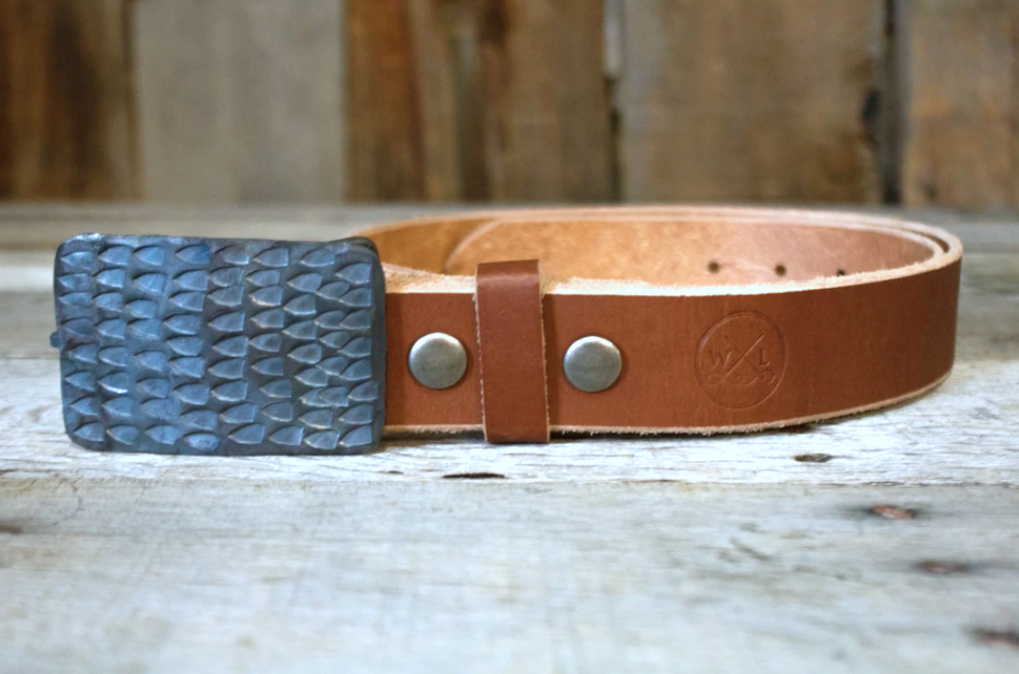 Reel Montana Buckle Belt