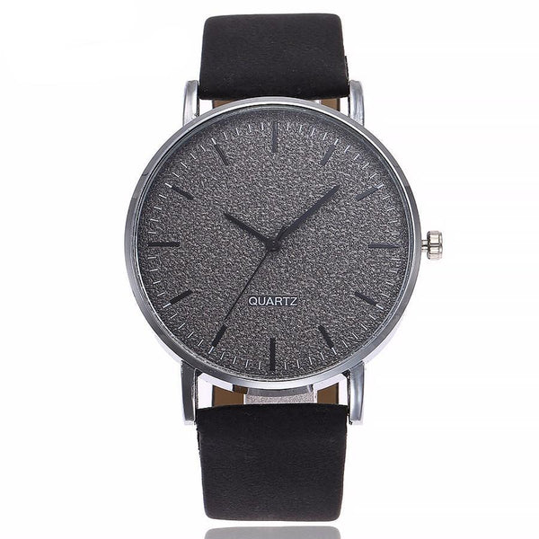 Unisex Watch Leather Strap - PAYMUK