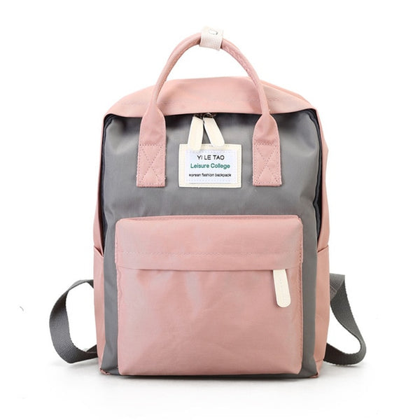 korean style backpack - PAYMUK