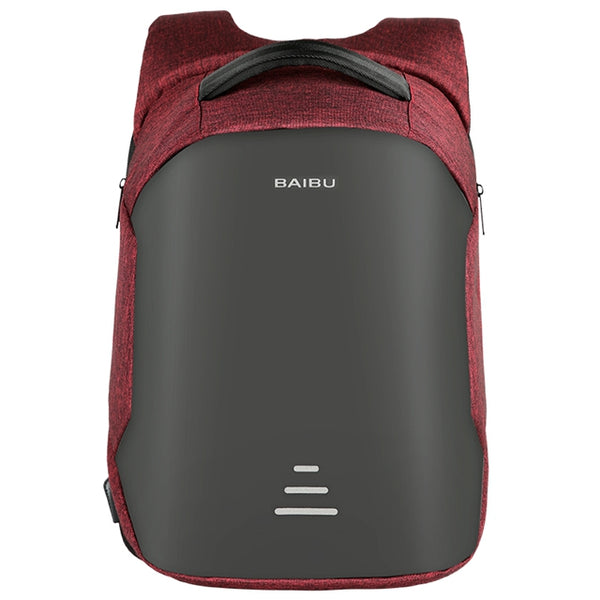 Backpack Anti-theft Waterproof USB - PAYMUK
