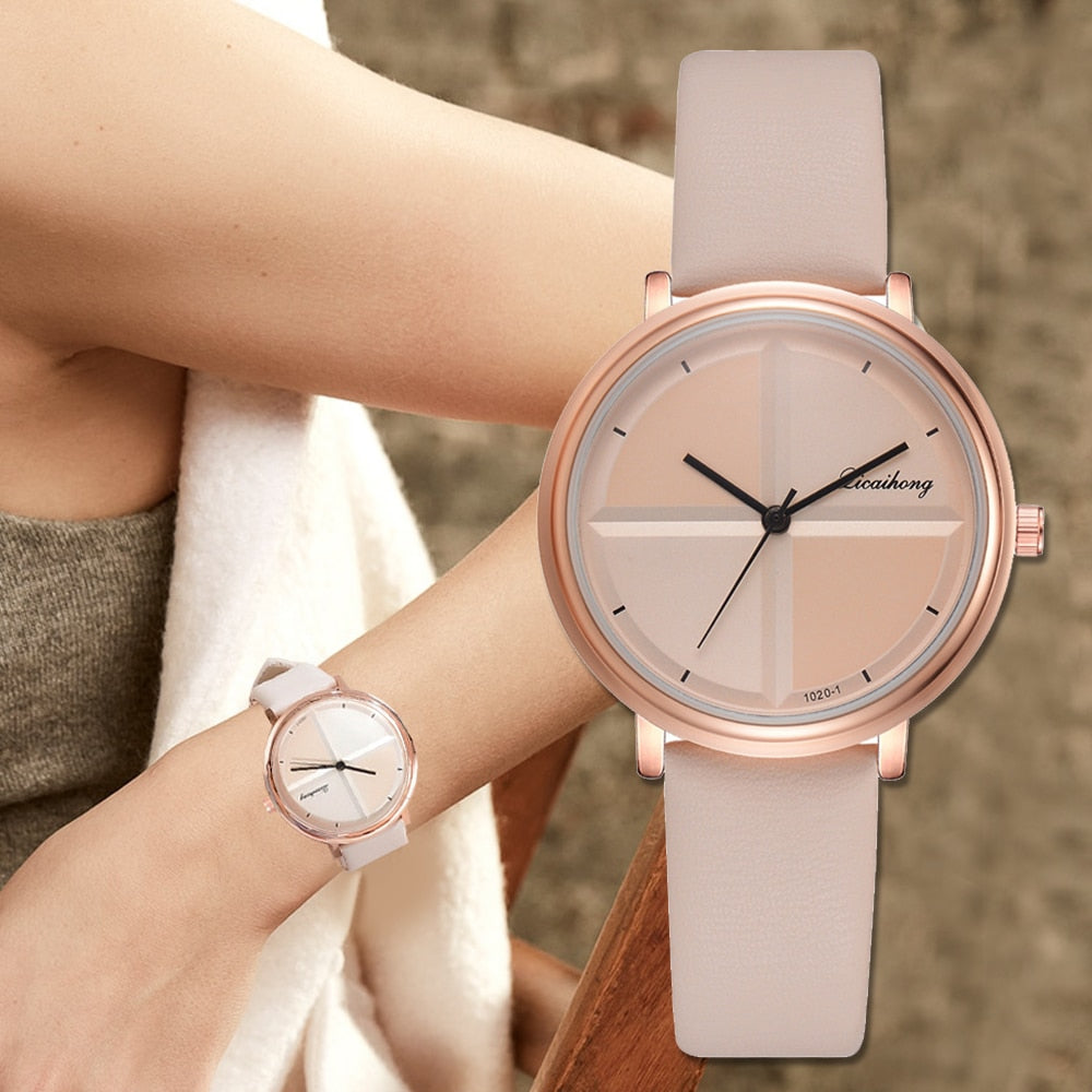 Simple Style Women Watch - PAYMUK