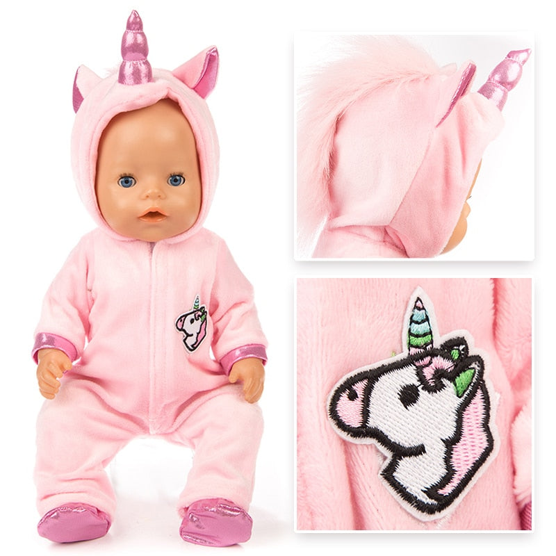 Baby Born Doll Clothes - PAYMUK