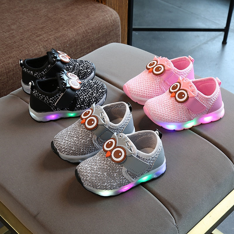 Baby Luminous Sneakers - PAYMUK