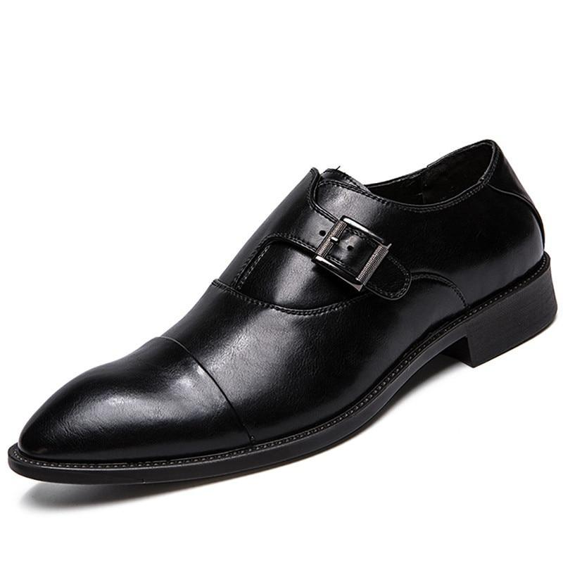 Men's Leather Shoes - PAYMUK