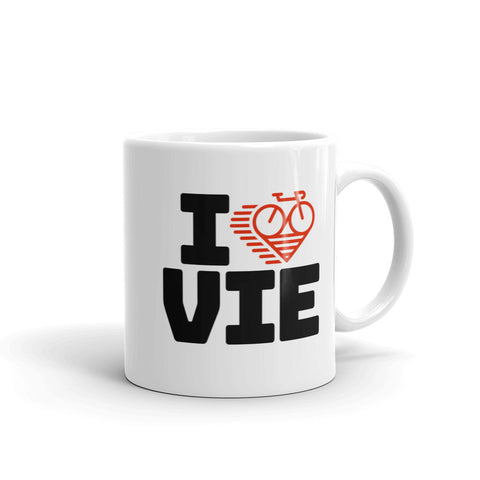 I LOVE CYCLING VIENNA - Mug