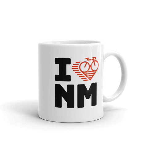 I LOVE CYCLING NEW MEXICO - Mug