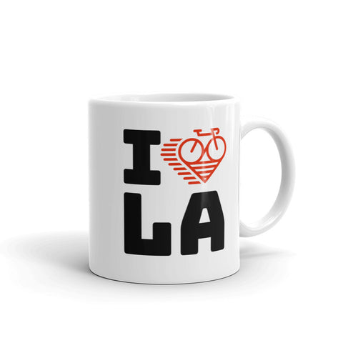 I LOVE CYCLING LOUISIANA - Mug