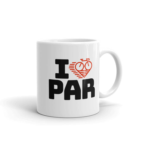 I LOVE CYCLING PARIS - Mug
