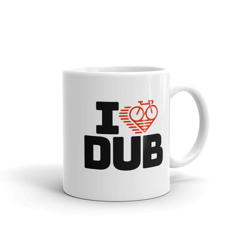 I LOVE CYCLING DUBLIN - Mug