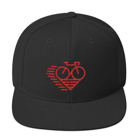 LoveCycle Logo - Snapback Hat