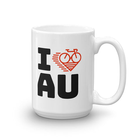 I LOVE CYCLING AUSTRALIA - Mug